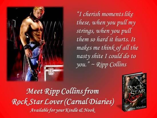 Meet Ripp Collins